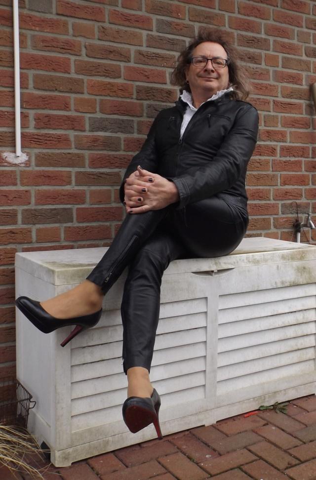 Auch als Mann High Heels - crossdresser- transgender