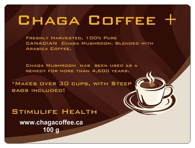 Chaga Coffee +